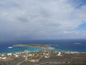 Port de Diakophti. Ile de Cythère, îles ioniennes