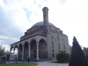 Mosque of Osman Sach in Trikala (Thessaly)