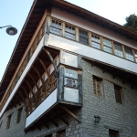 Mansion of the banker Tositsa at Metsovo.