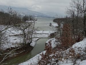 Lac Plastiras - Ouest de Karditsa (Thessalie)