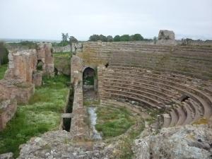 Odéon romain de Nikopolis.