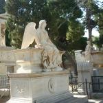 Cimetière orthodoxe d'Ermoupoli.
