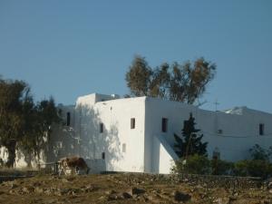 Monastery of Palaiokastro. Mykonos.