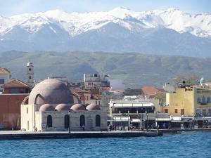 Mosquée des Janissaires à La Canée