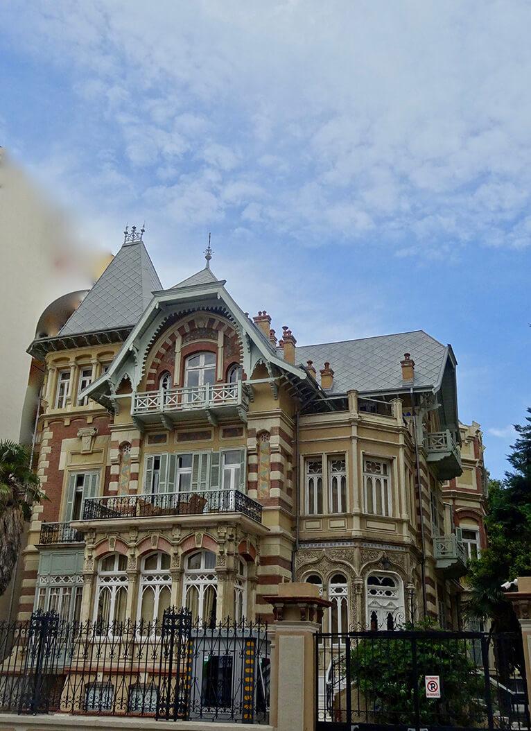 Villa Ahmet Kapantzi - (19° siècle) à Thessalonique